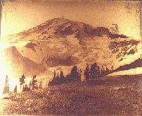 Photo of Shoshone Lands in 1880
