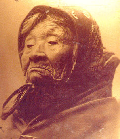 Old Shone Woman, 1890